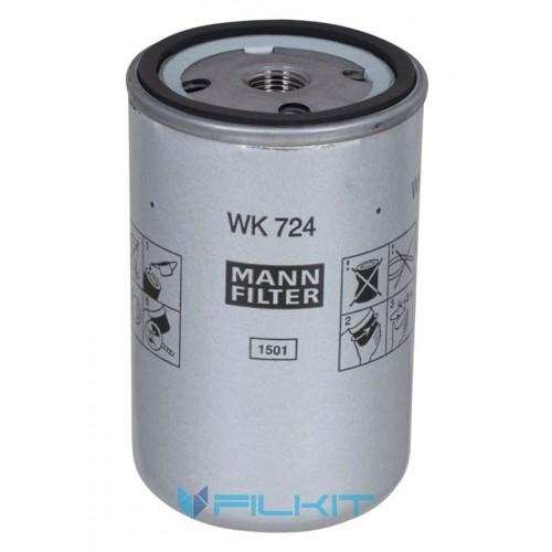 Fuel filter WK724 [MANN]