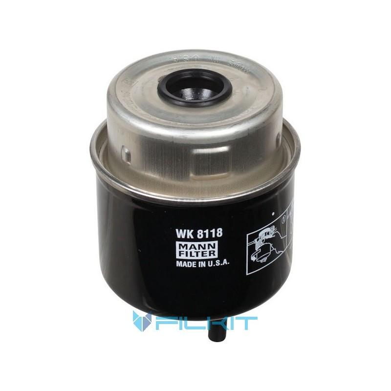 Fuel filter (insert) WK8118 [MANN]