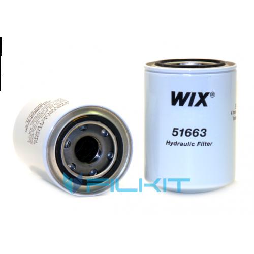 Hydraulic filter 51663 [WIX]