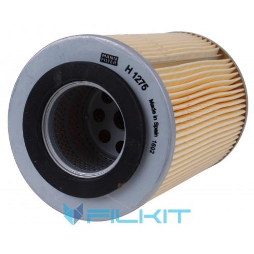 Oil filter (insert) H1275x [MANN]
