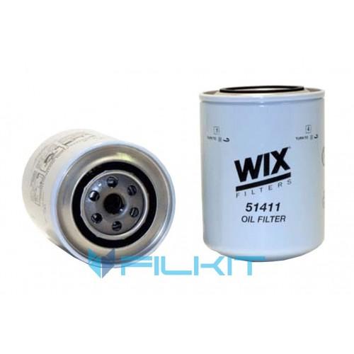 Oil filter 51411 [WIX]
