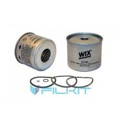 Fuel filter (insert) 33166E [WIX]