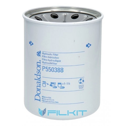 Hydraulic filter P550388 [Donaldson]