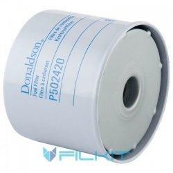 Fuel filter (insert) P502420 [Donaldson]