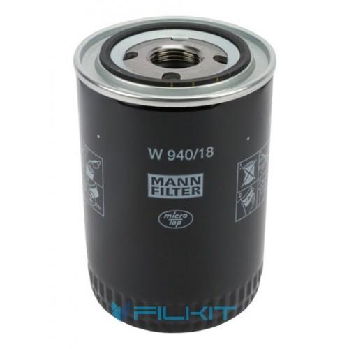 Oil filter W940/18 [MANN]