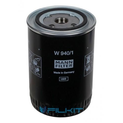 Oil filter W940/1 [MANN]