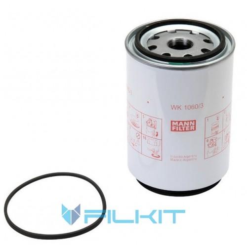 Fuel filter WK1060/3x [MANN]