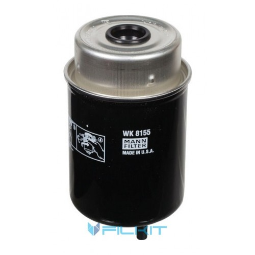 Fuel filter (insert) WK8155 [MANN]
