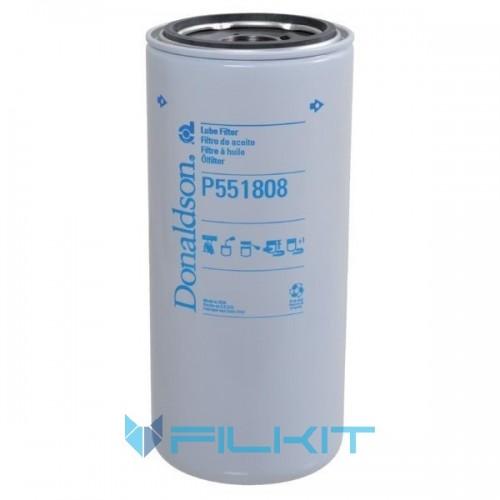 Oil filter P551808 [Donaldson]
