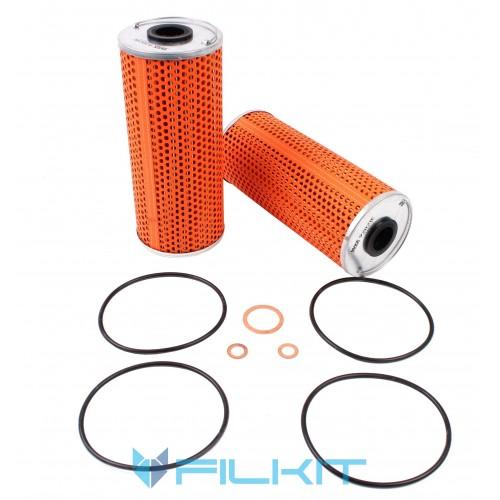 Oil filter (insert) 92021Е [WIX]