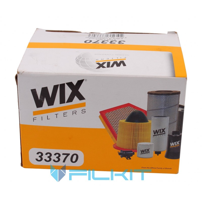 Fuel filter 33370 [WIX]