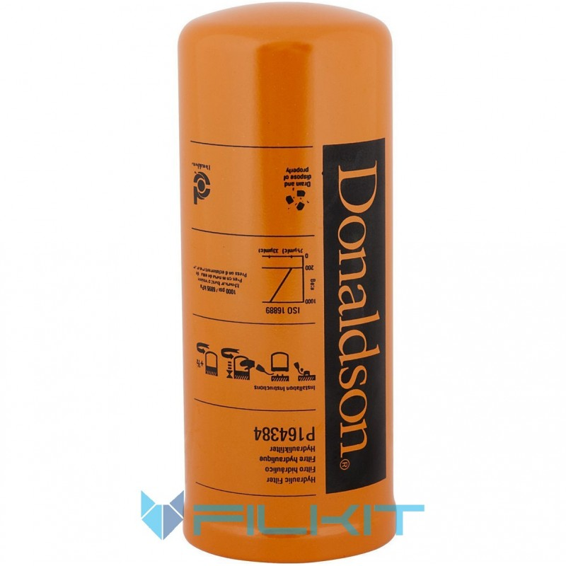 Hydraulic filter P164384 [Donaldson]