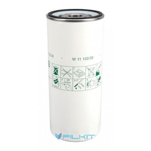 Oil filter W11102/36 [MANN]