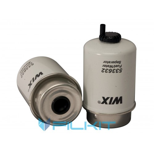 Fuel filter (insert) 33632 [WIX]