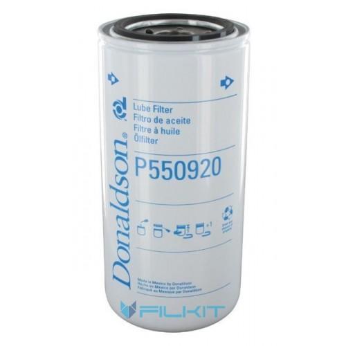 Oil filter P550920 [Donaldson]
