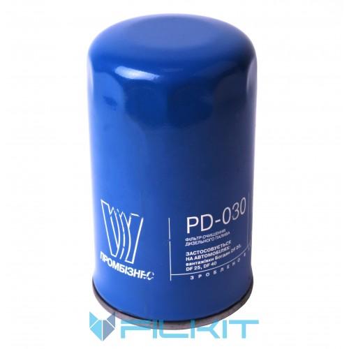 Фильтр топливный (вставка) РД-030 [Промбізнес]