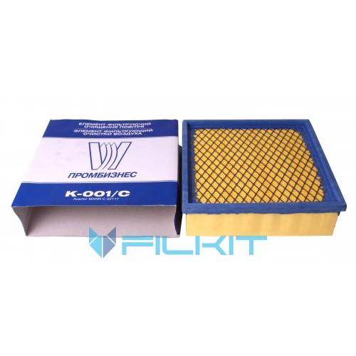 Air filter К-001/С [Промбізнес]
