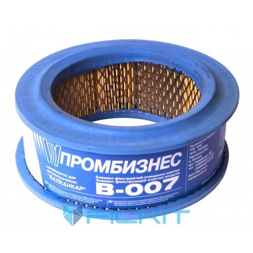 Air filter В-007 [Промбізнес]