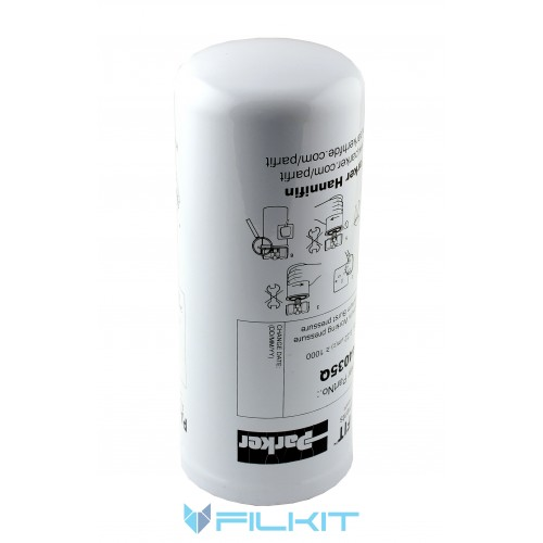 Hydraulic filter 944035Q [Parker | Racor]