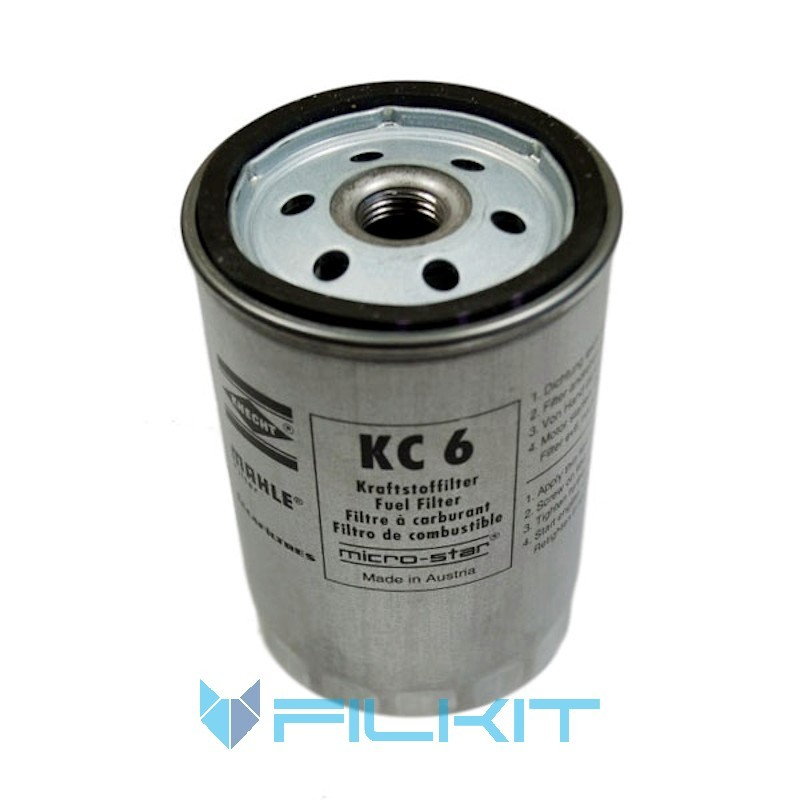 Fuel filter 6KC [Mahle]