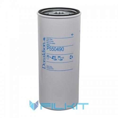 Oil filter P550490 [Donaldson]