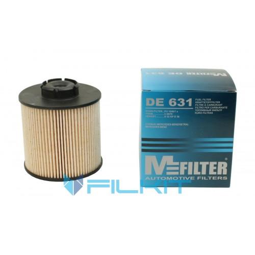 Fuel filter (insert) DE 631 [M-Filter]