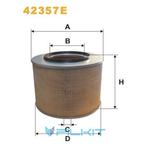 Air filter 42357E [WIX]