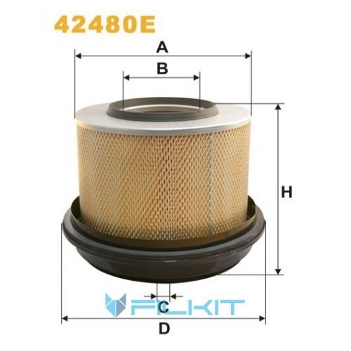 Air filter 42480E [WIX]