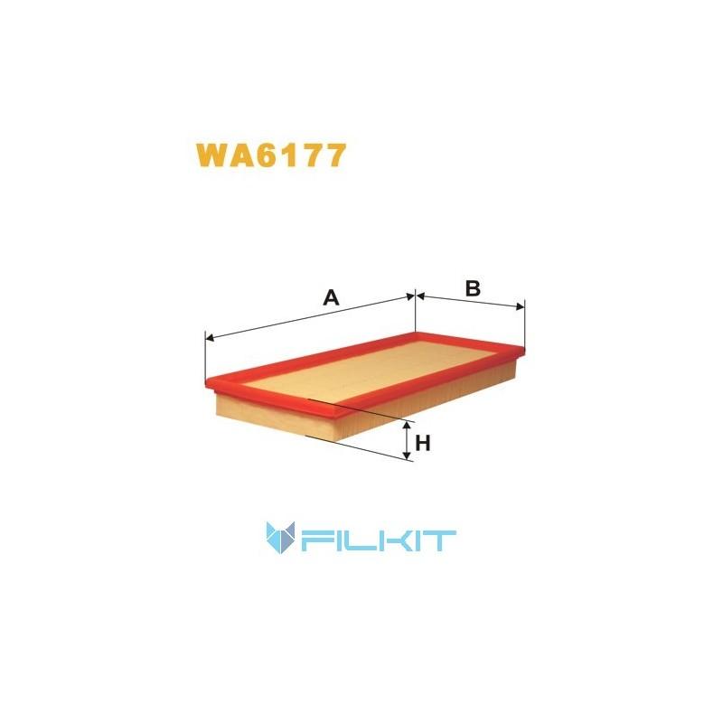 Air filter WA6177 [WIX]