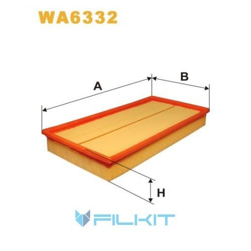 Air filter WA6332 [WIX]