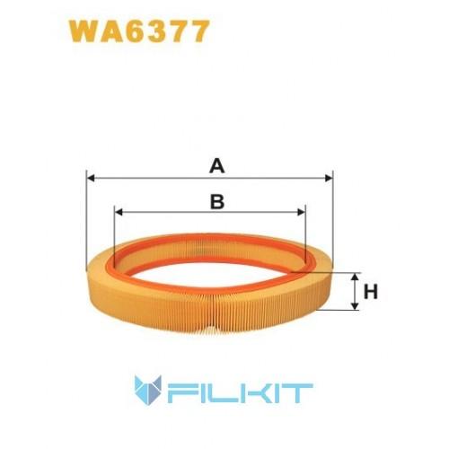 Air filter WA6377 [WIX]