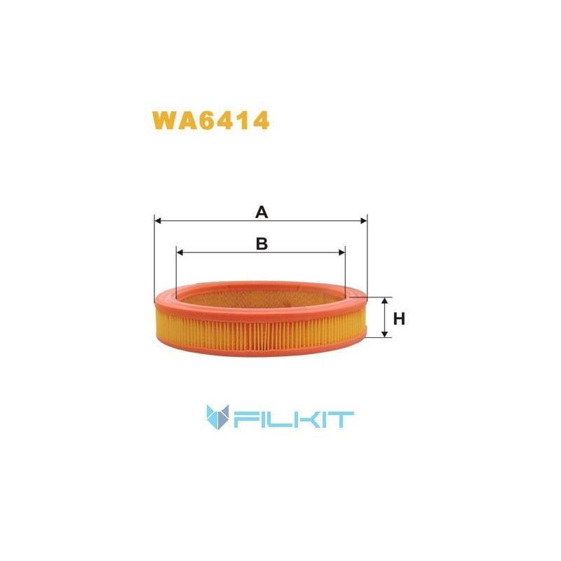 Air filter WA6414 [WIX]