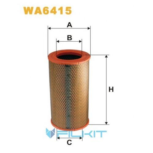 Фильтр воздушный WA6415 [WIX]