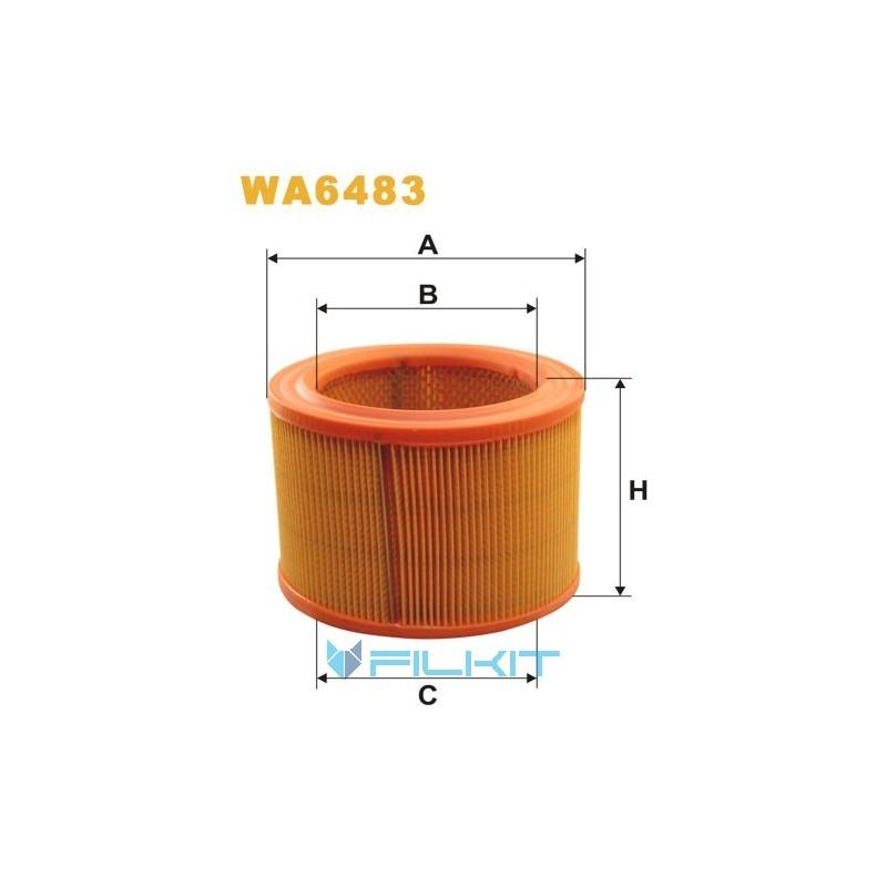 Air filter WA6483 [WIX]