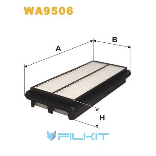 Air filter WA9506 [WIX]