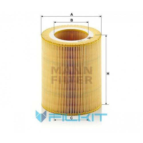 Air filter C 1250 [MANN]