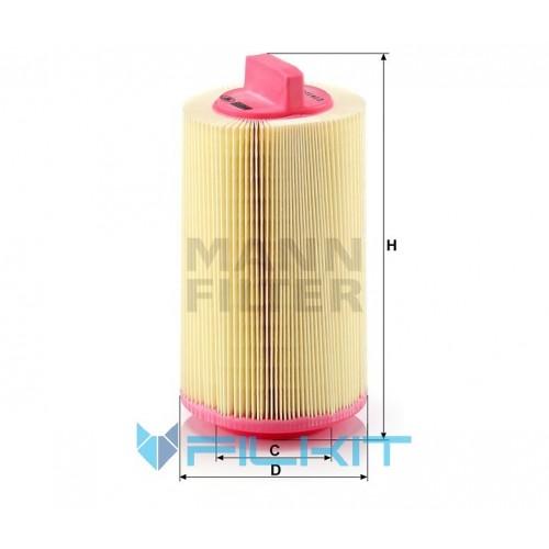 Air filter C 14 114 [MANN]