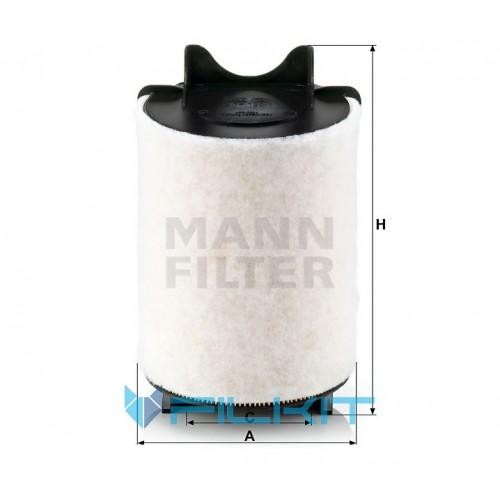 Фильтр воздушный C 14 130/1 [MANN]