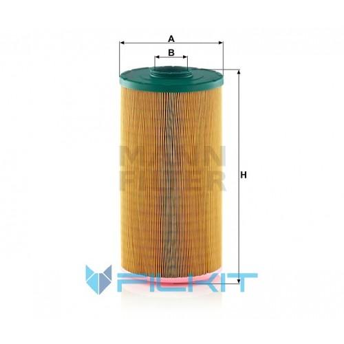 Air filter C 19 450 [MANN]