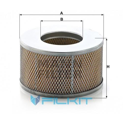 Air filter C 22 013 [MANN]