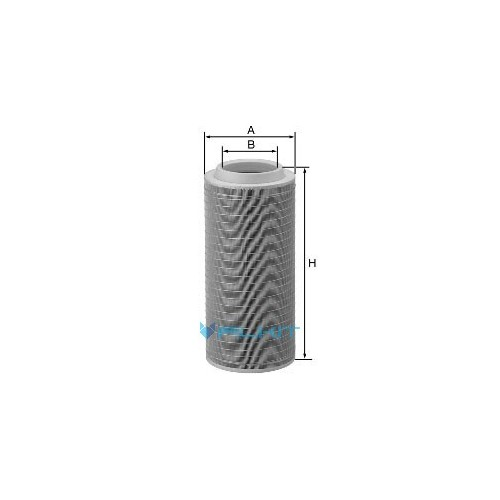 Air filter C 23 610/3 [MANN]