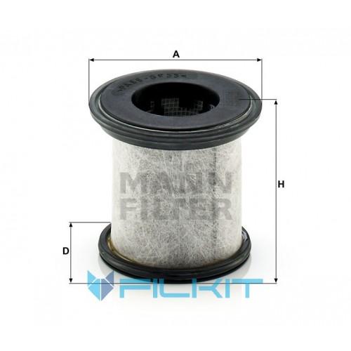 Фільтр повітряний LC 7001 [MANN]