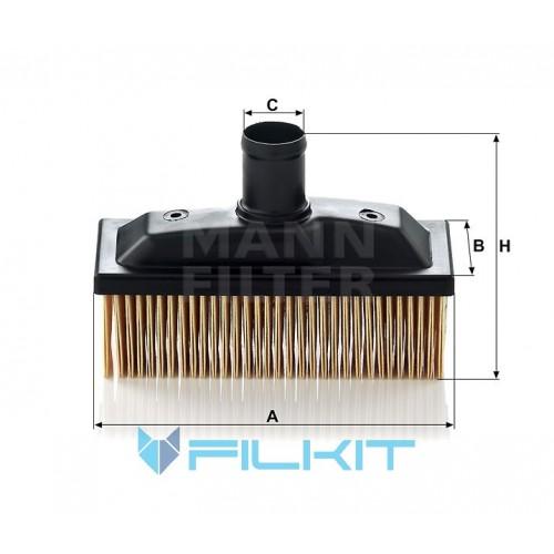 Air filter C 118 [MANN]