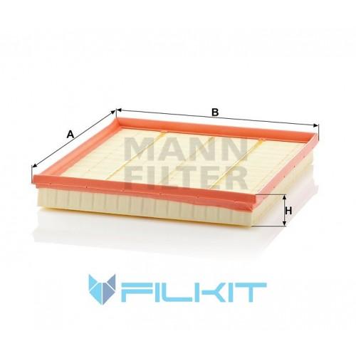 Air filter C 28 125 [MANN]