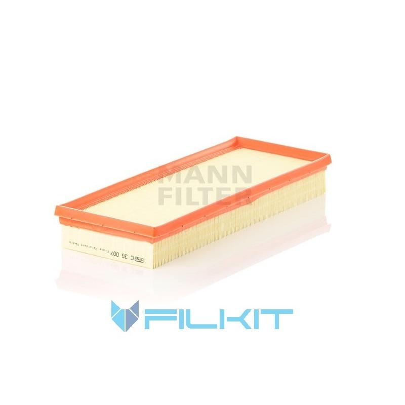 Air filter C 36 007 KIT [MANN]
