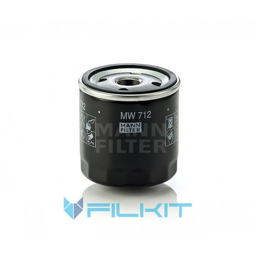 Oil filter MW 712 [MANN]