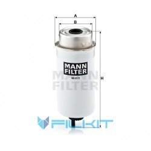 Fuel filter WK 8171 [MANN]