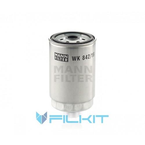 Fuel filter WK 842/16 [MANN]