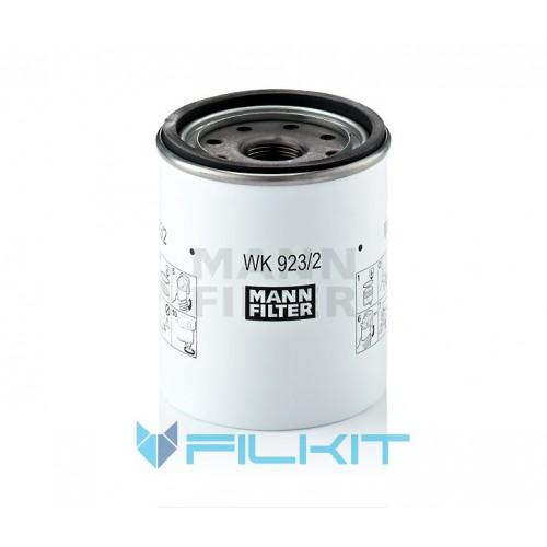 Fuel filter WK 923/2 x [MANN]
