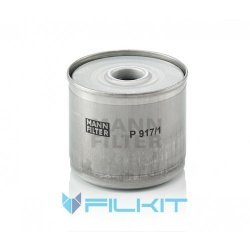 Fuel filter (insert) P 917/1 x [MANN]